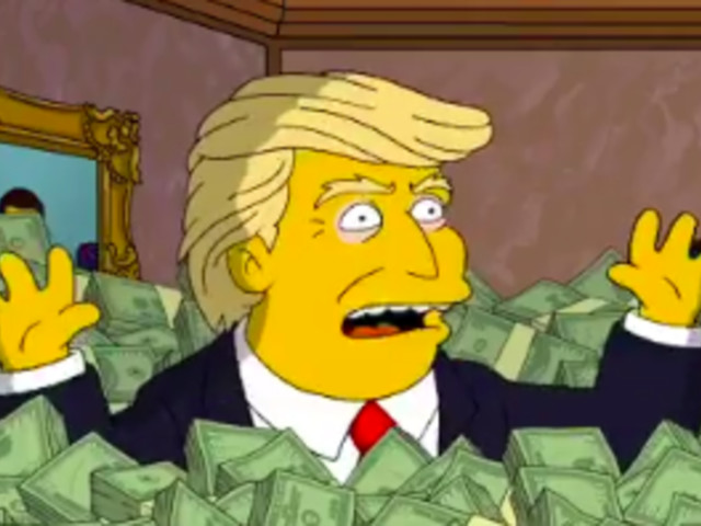 'The Simpsons' Troll Donald Trump With A Crucial Reminder About Puerto Rico