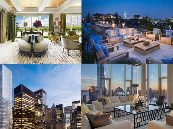 """Extraordinary Oddity"" - Half Of All Manhattan's New Luxury Condos Sit Unsold"