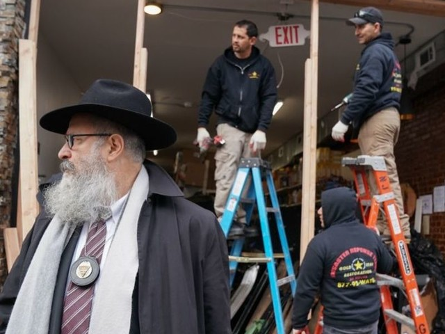 Jersey City Jewish market shooting suspect linked to the Black Hebrew Israelite movement; security footage shows attack was 'targeted'