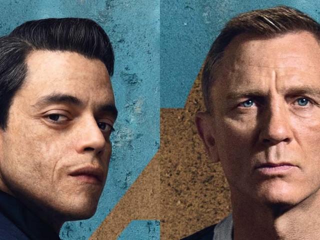 Rami Malek as James Bond Villain Safin in 'No Time to Die' - First Look Revealed!
