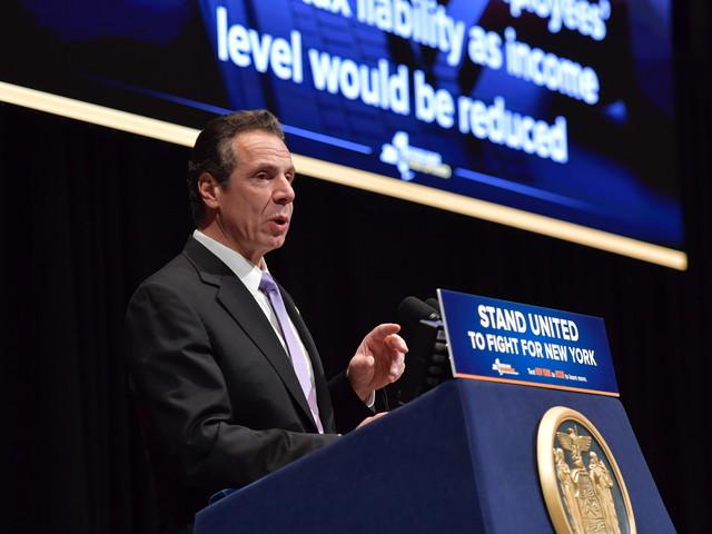Despite big rhetoric on all sides, Andrew Cuomo's budget priorities bow to economic realities