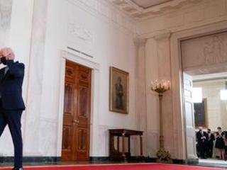AP FACT CHECK: Biden skirts broken promise on Afghan exit