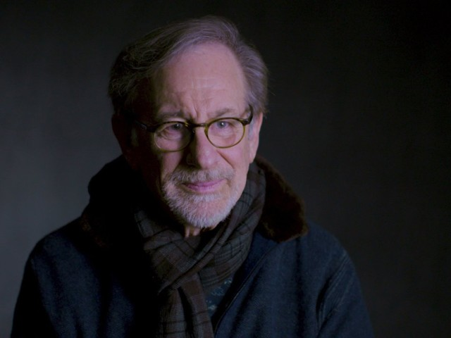 Steven Spielberg says 'we still have a long way to go' with women's rights