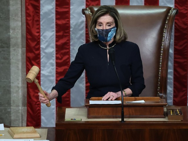 Day Around the Bay: Pelosi Withholding Articles of Impeachment as House Builds Case