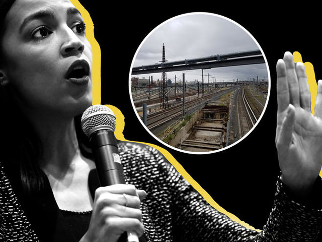 AOC resigns from Queens megadevelopment steering committee