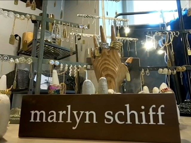 Famed jewelry designer Marlyn Schiff opens store in Haverford
