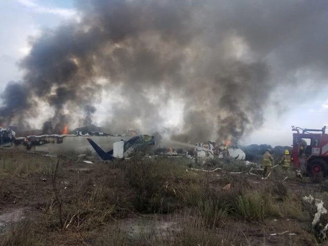 Aeromexico plane crash survivor says he took 'a big, big, big shot of tequila' after realizing what he'd just experienced