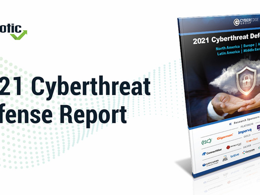 Key Takeaways from the 2021 Cyberthreat Defense Report