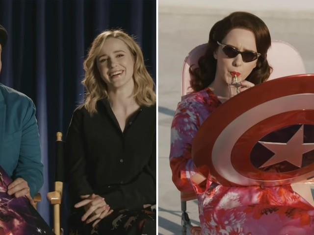 Thanos Wouldn't Stand a Chance Against Marvel's Newest Superhero: Mrs. Maisel