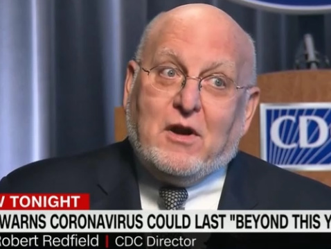 'It's Coming': CDC Director Warns Coronavirus To Become Widespread Throughout United States, 'Probably Beyond 2020'