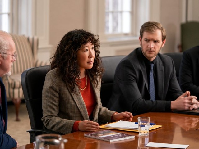 'The Chair' Trailer: Sandra Oh's Professor Looks To Shake Up University English Department In Netflix Comedy Series