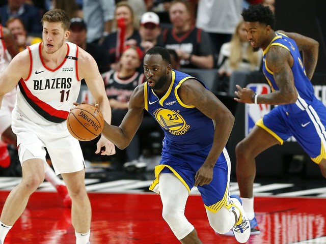 Winners and Losers: Draymond Green Is the Blazers' New Worst Nightmare