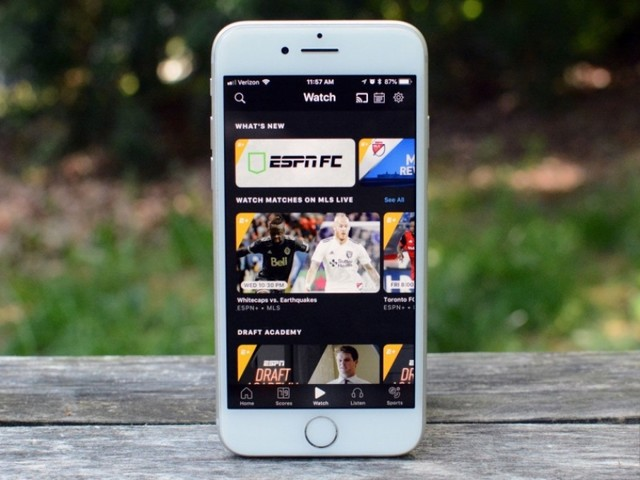 ESPN+ will be $1/month more expensive for new subscribers