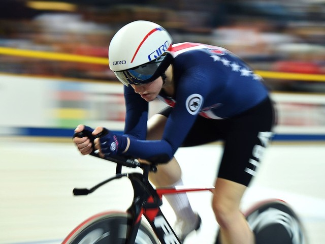 Cyclist Kelly Catlin's family donates her brain for concussion research