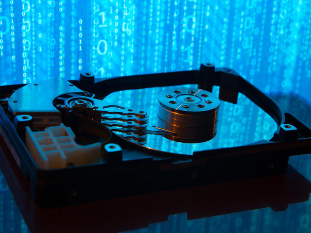 How to get certified for a hard drive you erased