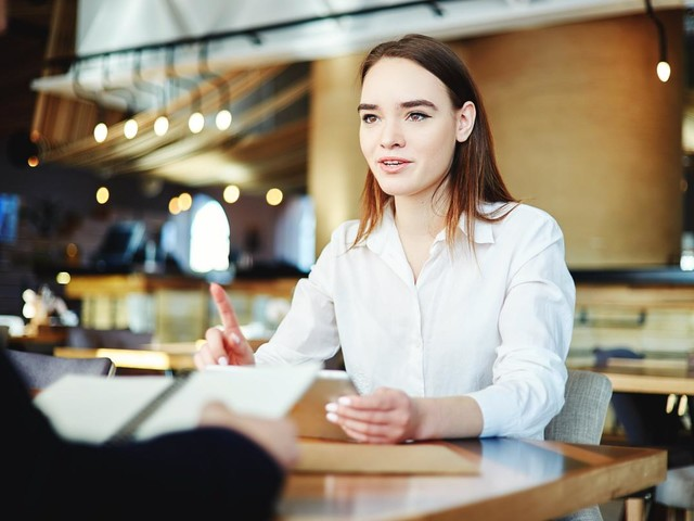 Acing Your First Interview Out of Culinary School