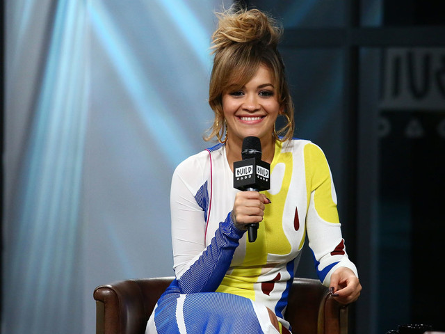 Rita Ora feels connected to the acceptance-themed Open Mic Project