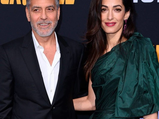 "George Clooney Reveals the ""Dumb"" Parenting Mistake He and Amal Made With Their Twins"