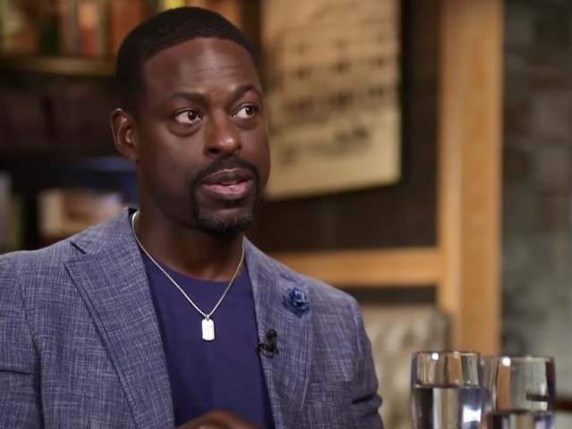 Sterling K. Brown Gets Emotional While Opening Up About His Father's Death