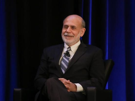 "Bernanke Hints At Negative Rates, ""Purchases Of Private Securities"" To Fight Next Recession"