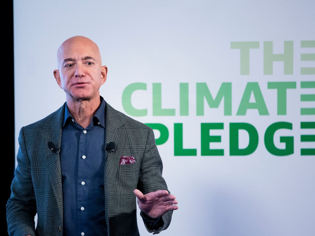 Amazon threatens to fire employees who speak out about its climate policies