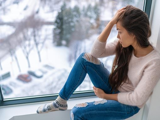 Feeling lonely? It might be that you're just cold according to new study