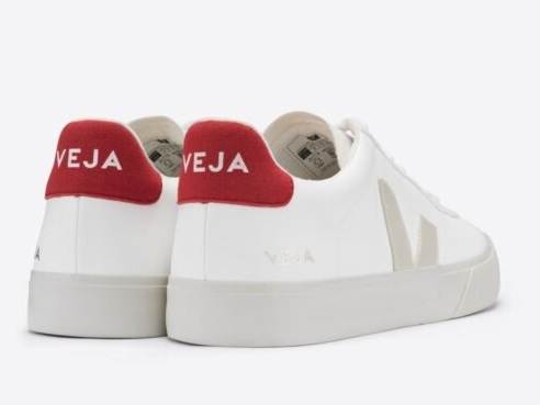 VEJA unveils vegan sneakers made from corn waste