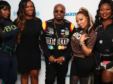Jermaine Dupri Denies That Relationship With Kandi Burruss Broke Up Xscape and Gives Another Theory on 'Uncensored'