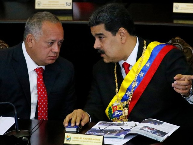 In Venezuela, secret U.S. talks and crumbling alliances