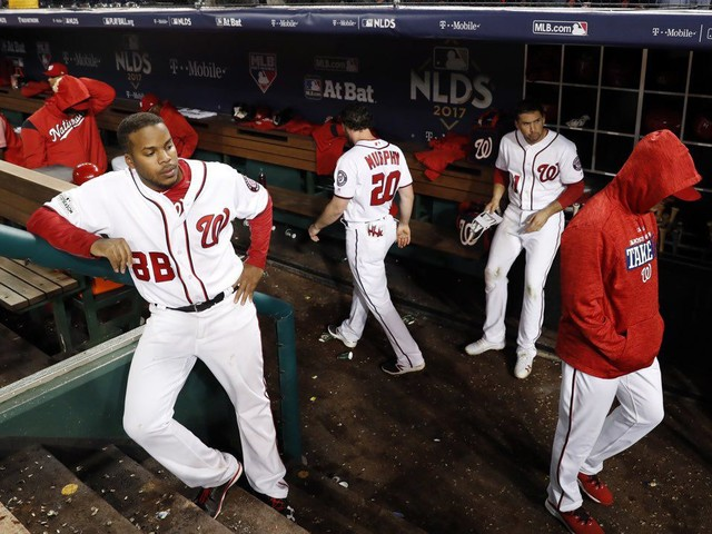 The Unrelenting Existential Dread of Being a Nationals Fan