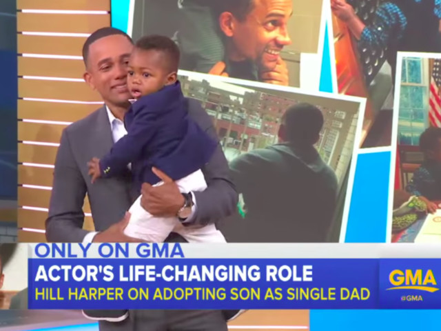 'CSI: NY' Actor Opens Up About Becoming A Single Dad After Adopting A Son