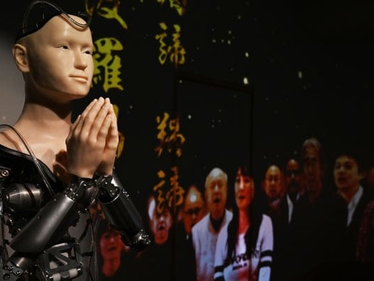 Buddhists In Japan Are Turning To 'Mindar' Robots To Spread Their Message