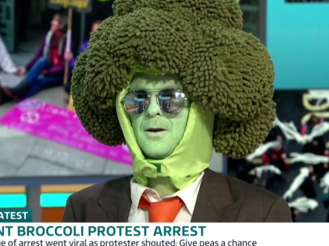 Piers Morgan shreds Extinction Rebellion activist on live TV during bizarre exchange