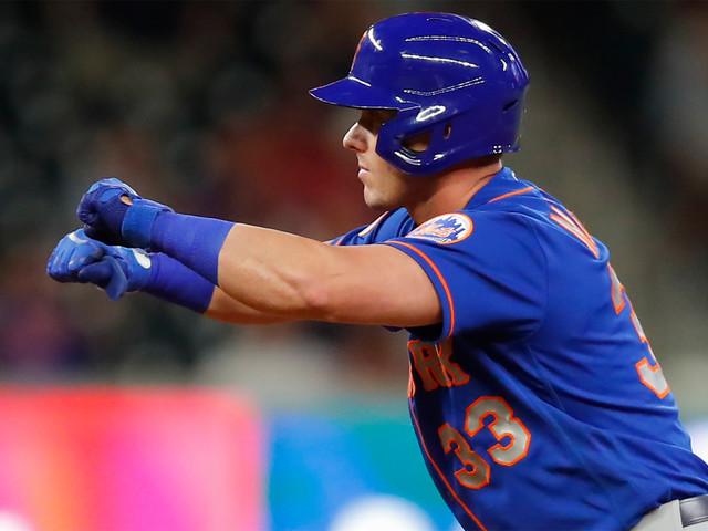 James McCann finally breaks through in 'huge' Mets moment