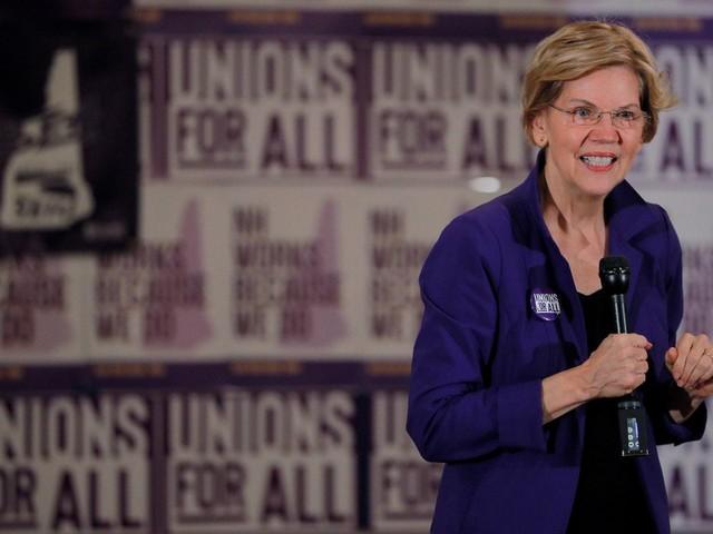 Is Elizabeth Warren looking for safer ground in health care?