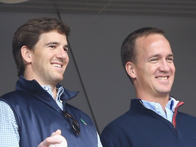Peyton And Eli Manning Hilariously Revive Cheating Accusations Against Patriots
