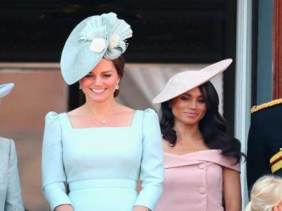 8 Awkward Details About Meghan Markle And Kate Middleton's Relationship, Including The Reason Prince Harry And Meghan Are Moving Out Of The Palace
