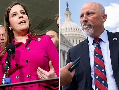 Rep. Chip Roy announces will run against Elise Stefanik for House Republican leadership position