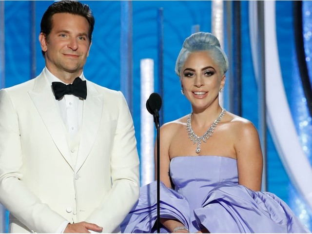 Lady Gaga Pours Her Heart Out in a Message to Bradley Cooper After Golden Globes Win