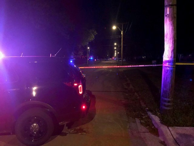 Double shooting at 73rd & Walrond leaves 2 with life-threatening injuries
