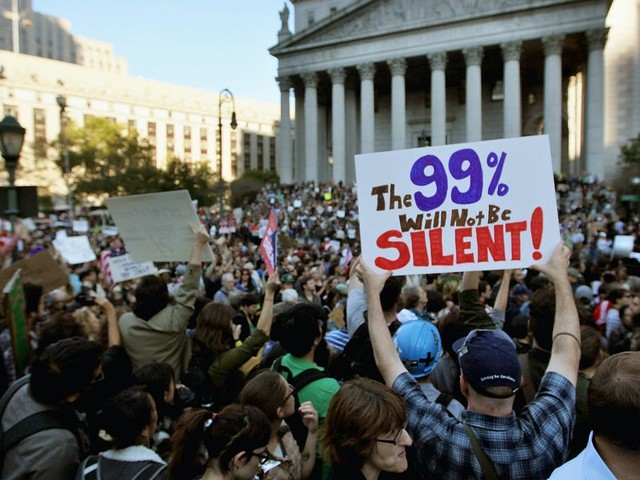 The mainstreaming of Occupy Wall Street: How rethinking American capitalism became the most important debate of the 2010s