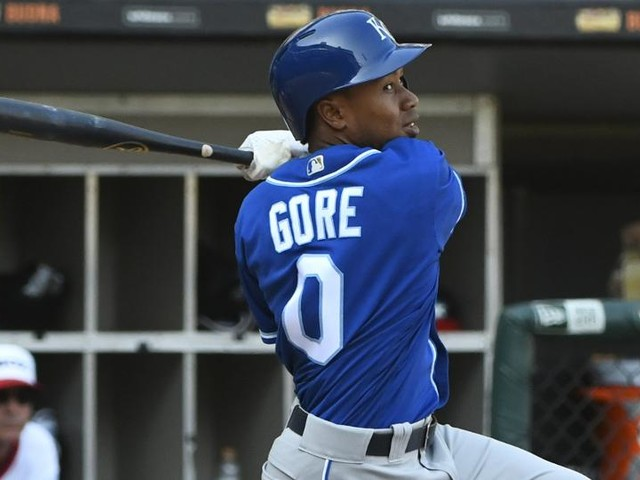Cubs acquire Terrance Gore from Royals