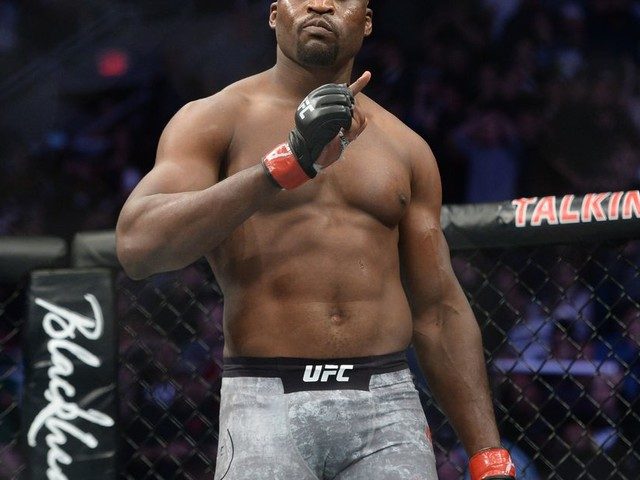 Ngannou tested for COVID-19, may fight at UFC 249