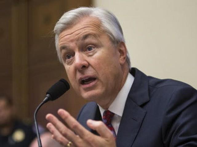 Former Wells Fargo CEO John Stumpf fined $17.5M for sales scandal