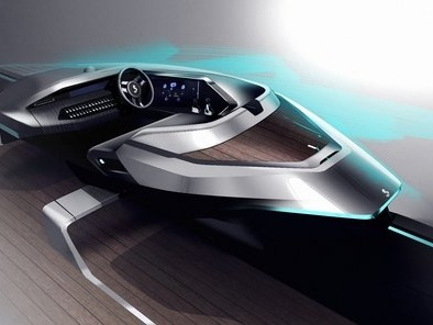 Peugeot and Beneteau have a Boat Concept and we Want It!