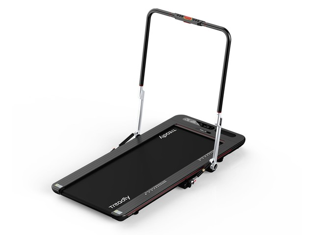 The Collapsible Treadmill That Fits Inside My NYC Apartment