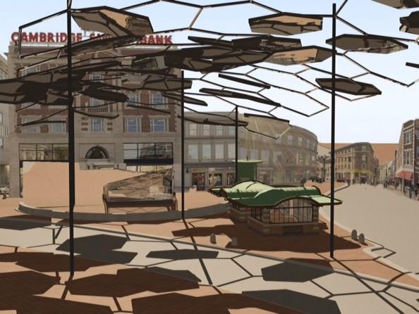 Community Voices Rise in Harvard Square's Redesign