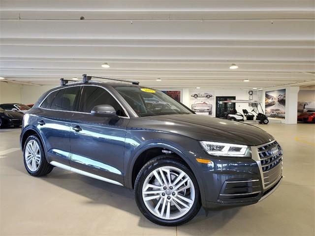 2019 Audi Q5--2.0T--Premium--Plus