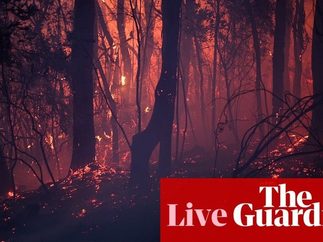 NSW and Queensland fires: two people dead, seven unaccounted for and more than 100 homes destroyed – live
