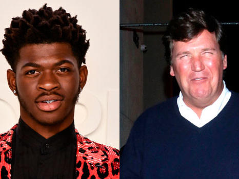 Lil Nas X Claps Back At Tucker Carlson After He Claims Rapper's 'Inciting Riots' By Donating To Bail Funds